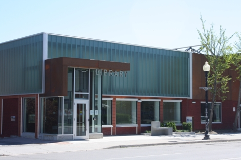 Investment in community services and facilities will become increasingly important as Eglinton intensifies. Pictured above is the recently complete Mt Dennis Library
